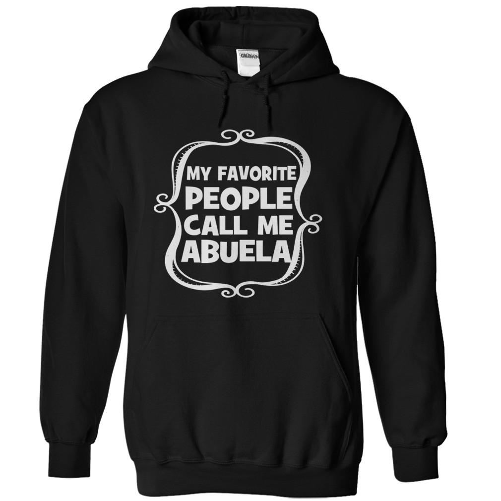 My Favorite People Call Me Abuela