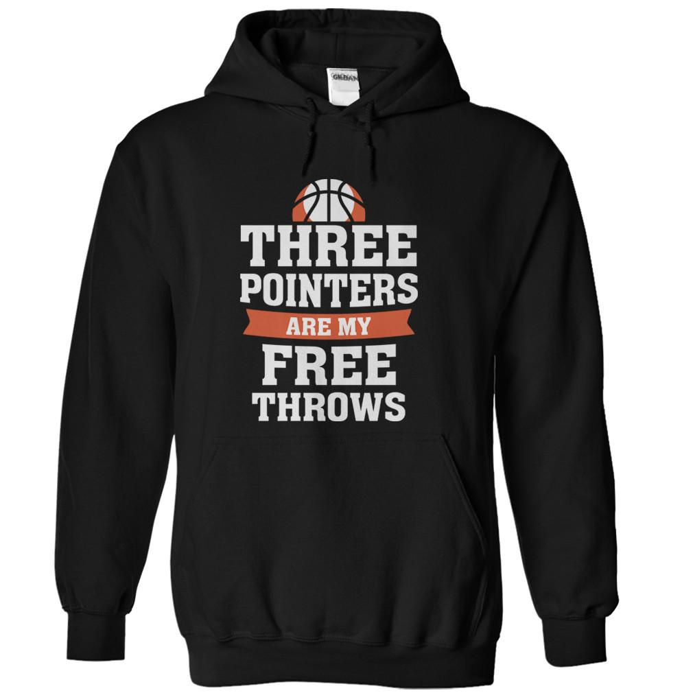 Three Pointers Are My Free Throws