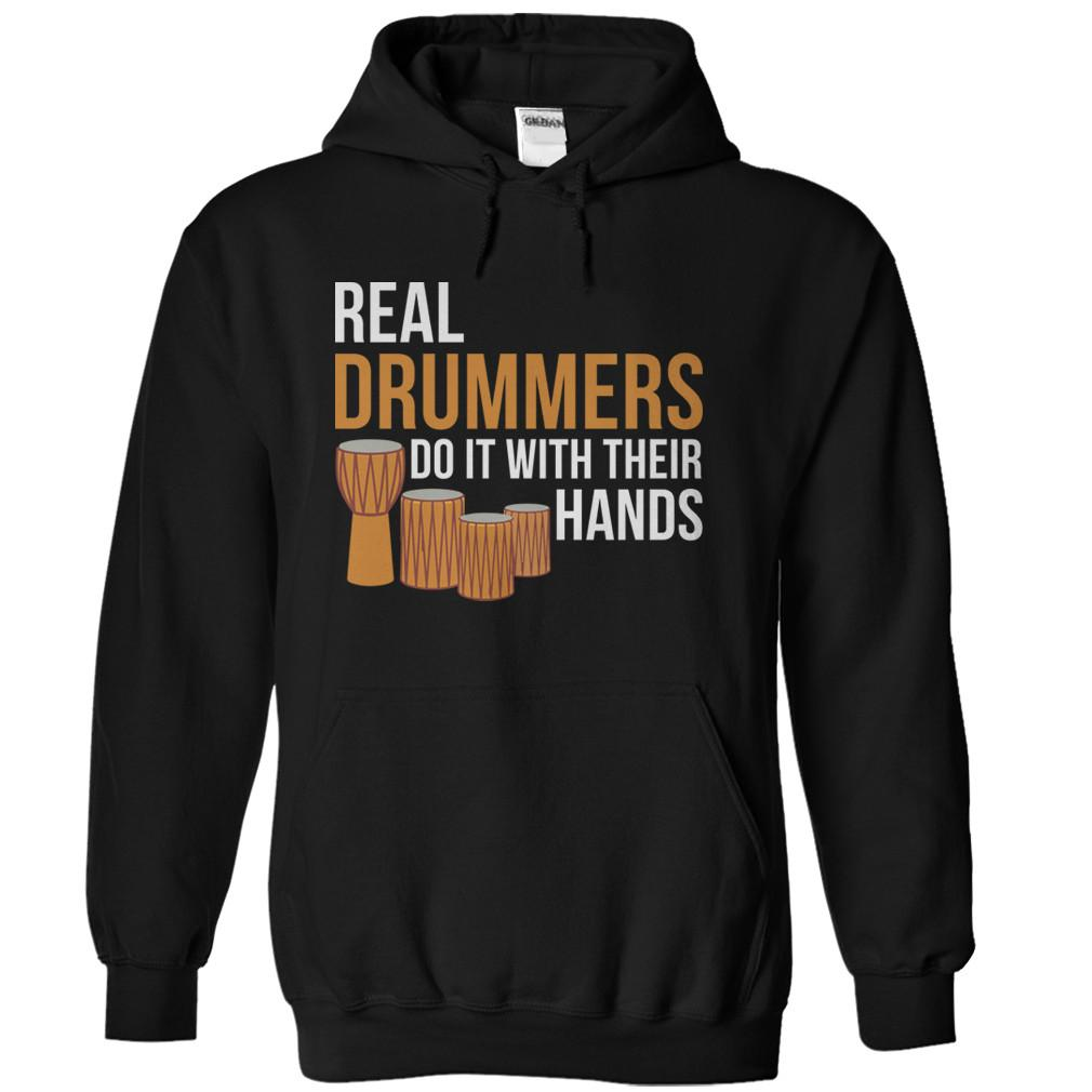 Real Drummers Do It With Their Hands