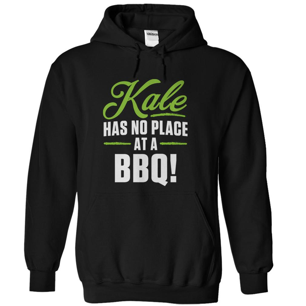 Kale Has No Place At A BBQ!
