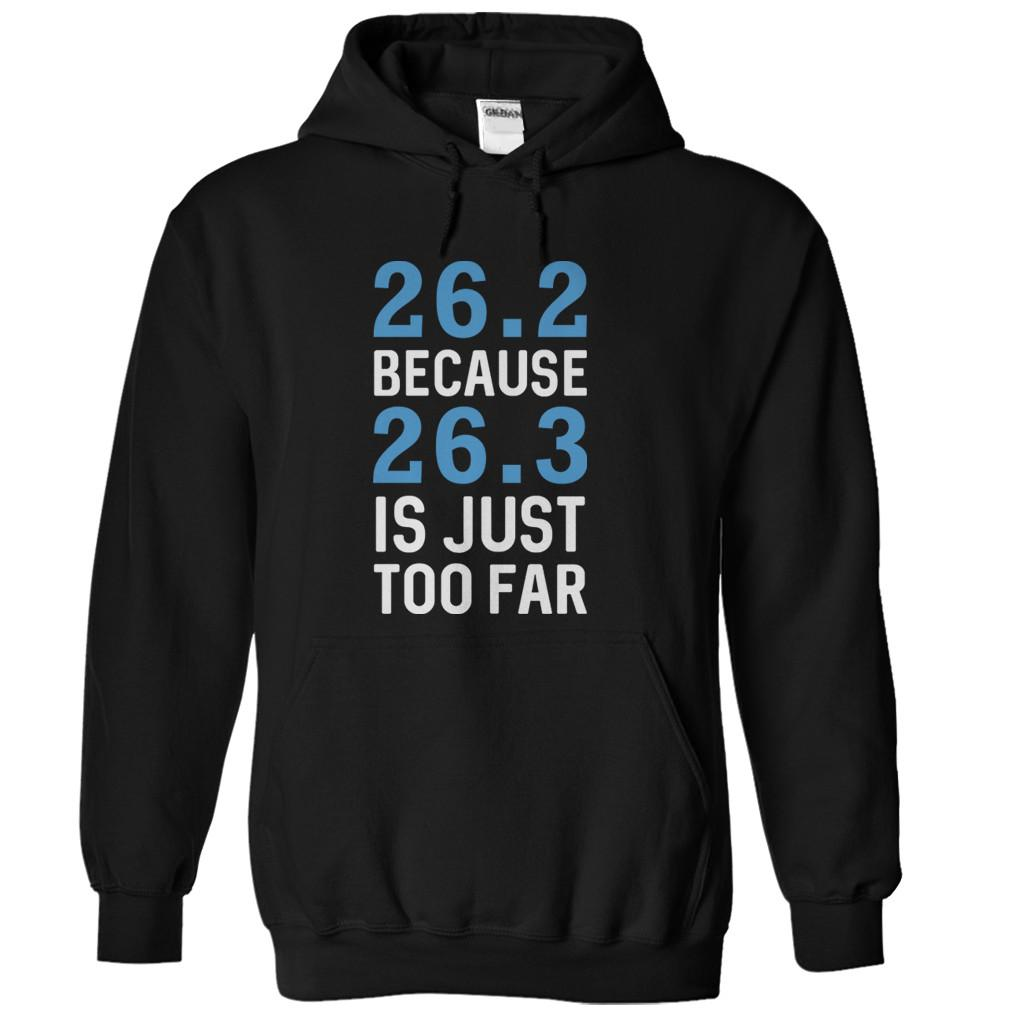 26.2 Because 26.3 Is Just Too Far