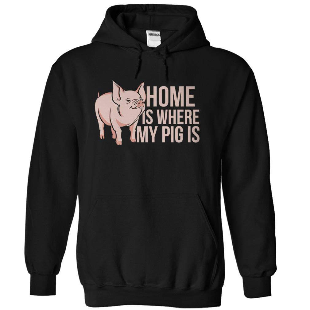 Home is Where My Pig Is