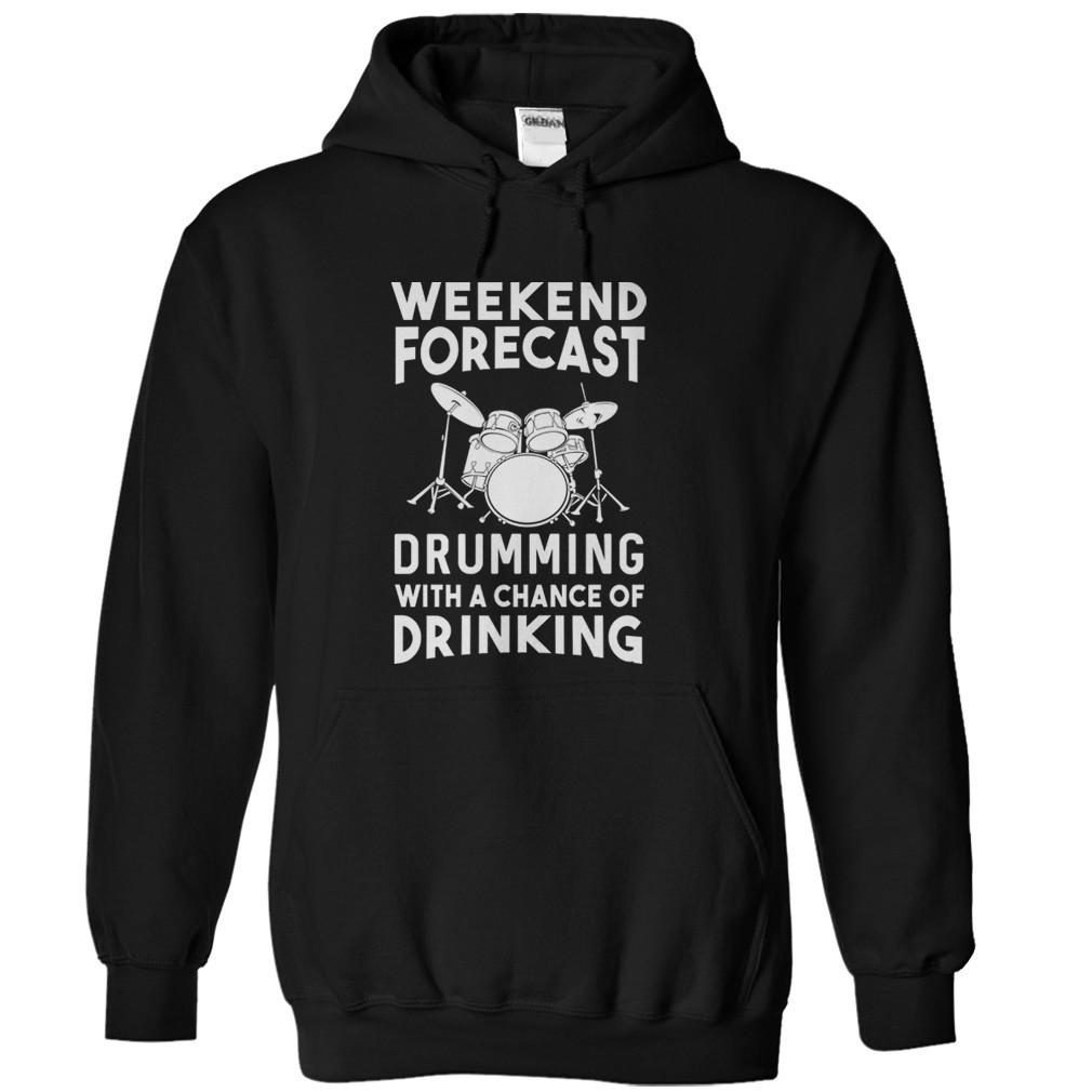 Weekend Forecast: Drumming and Drinking