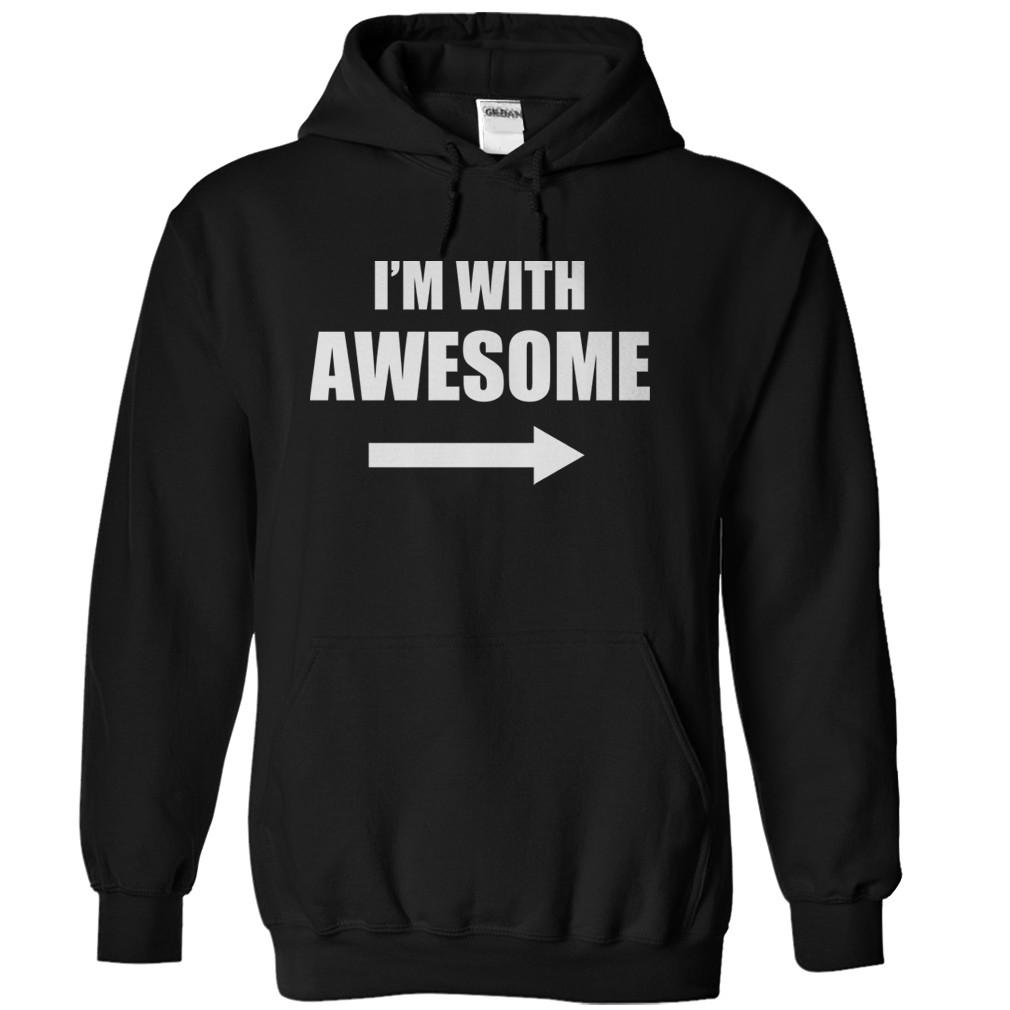 I'm With Awesome (Left)
