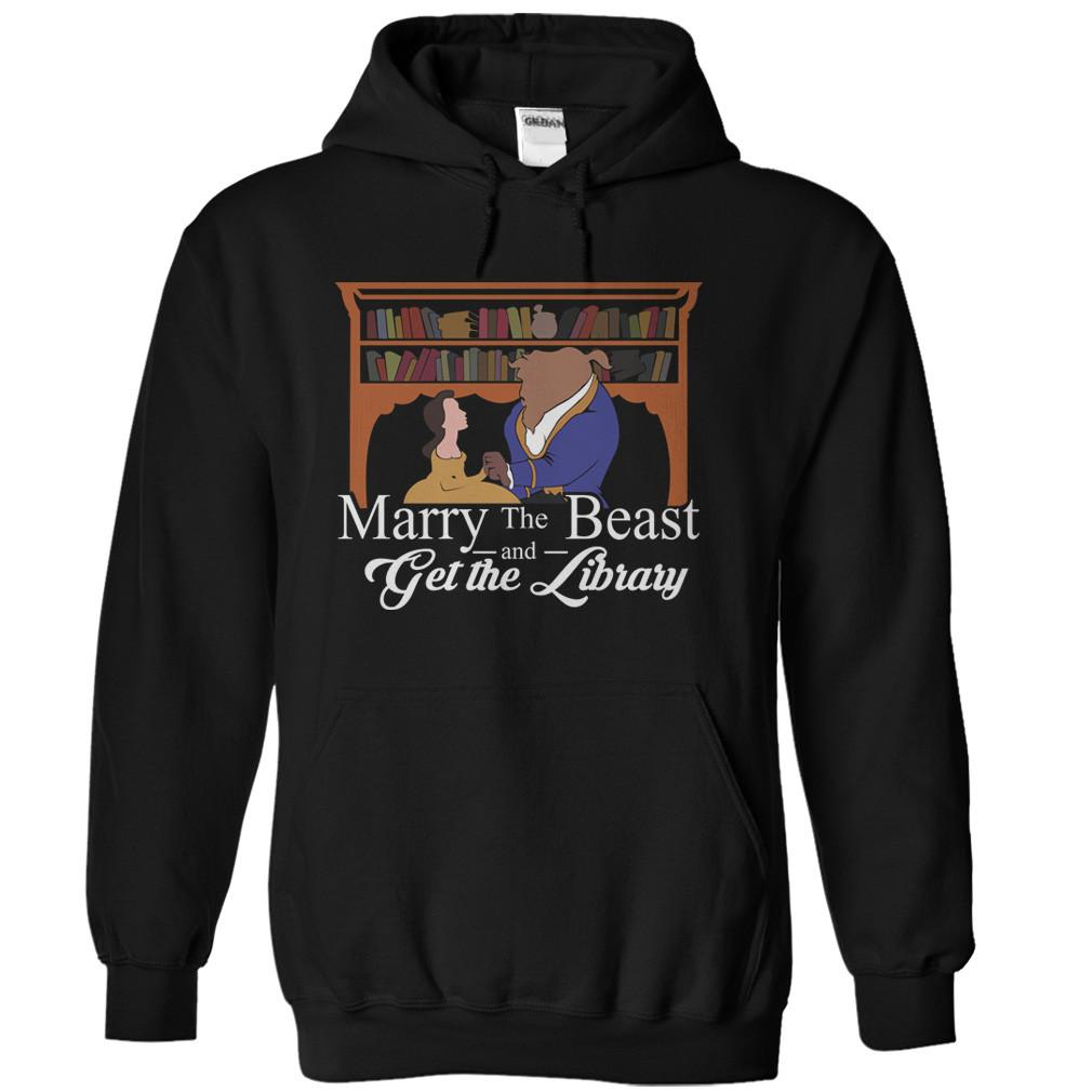 Marry The Beast and Get the Library