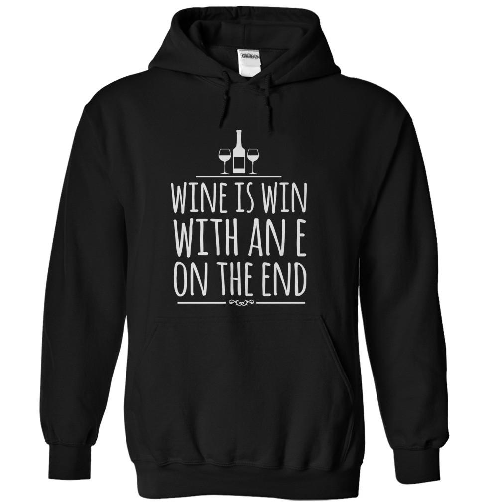 Wine is Win With an E