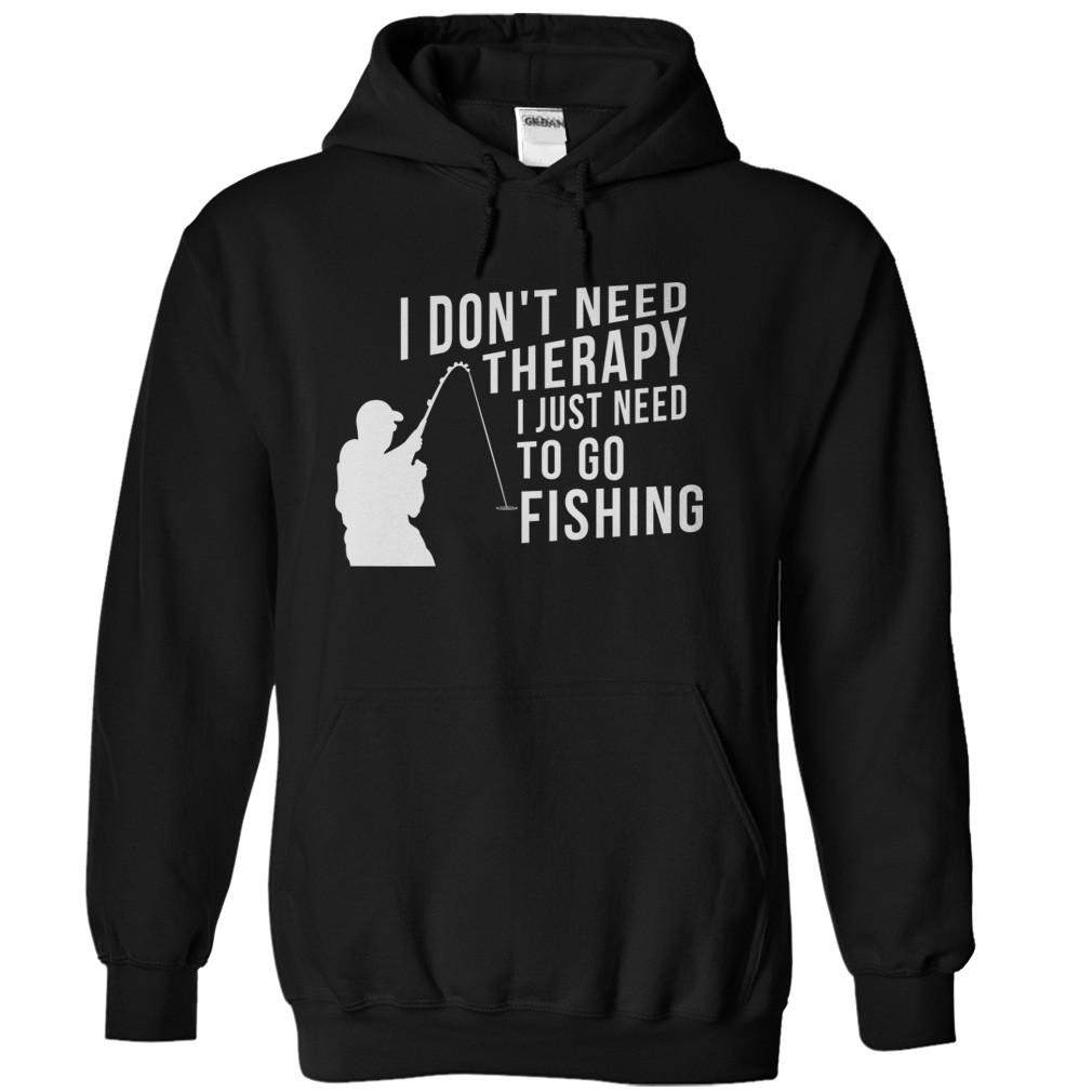 I Don't Need Therapy. I Just Need to Fish