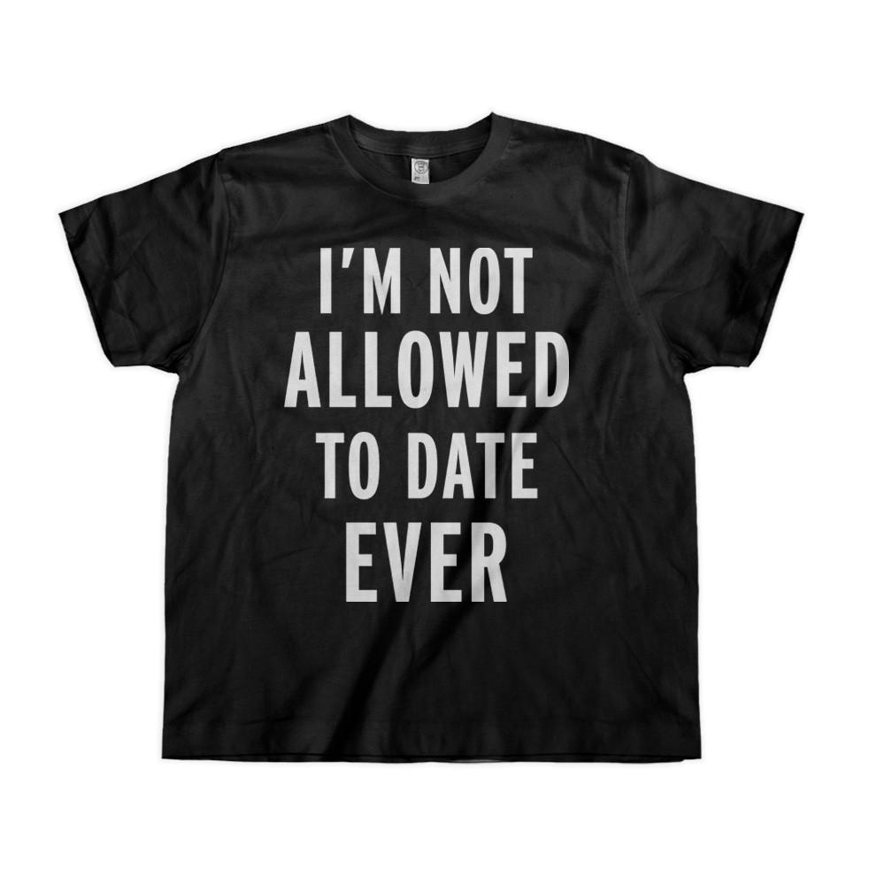 I'm Not Allowed To Date Ever - Kids