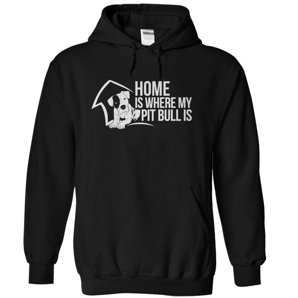 Home is Where My Pit Bull Is