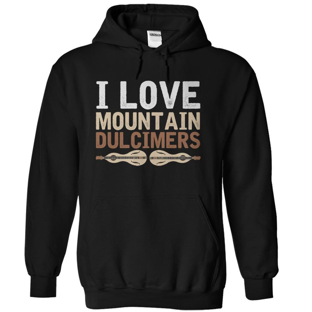 I Love Mountain Dulcimers