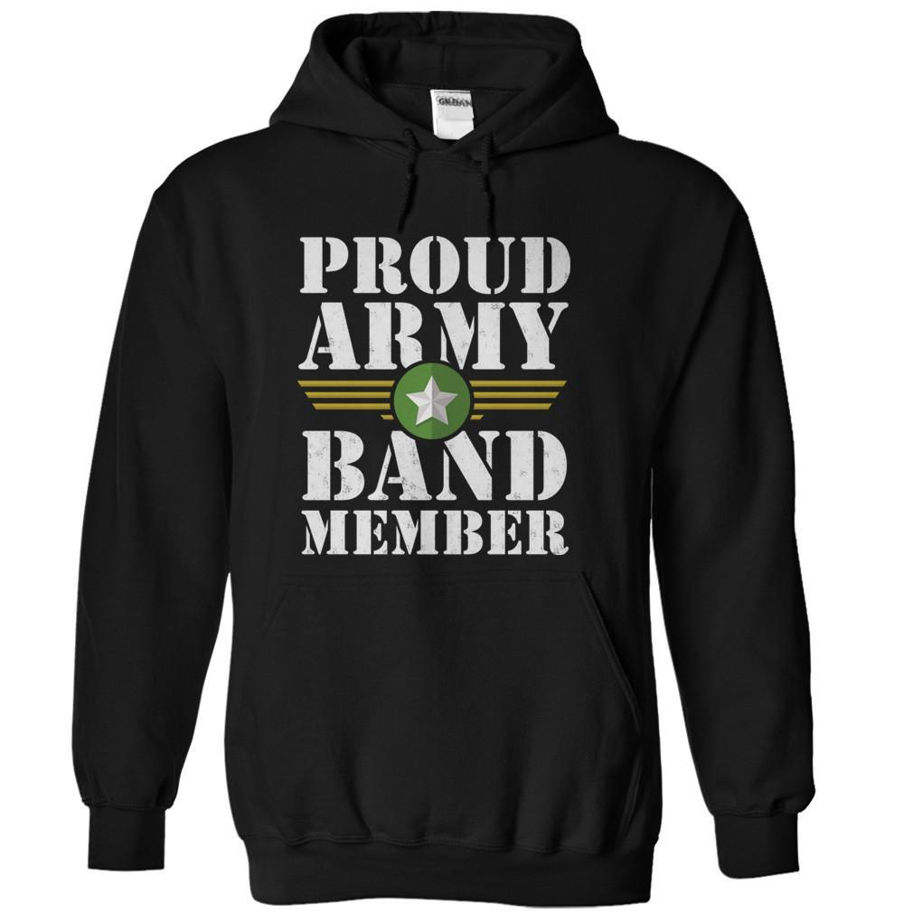 Proud Army Band Member