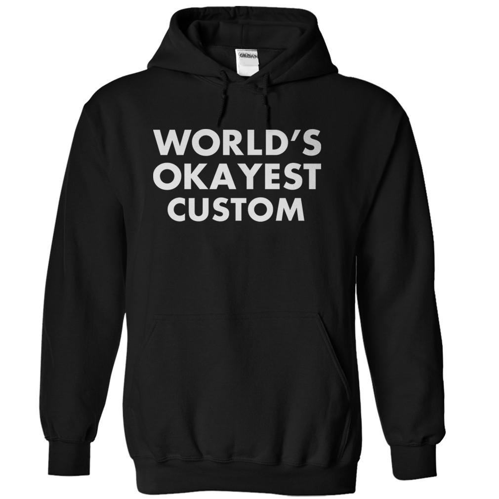 World's Okayest (Custom) - Personalized