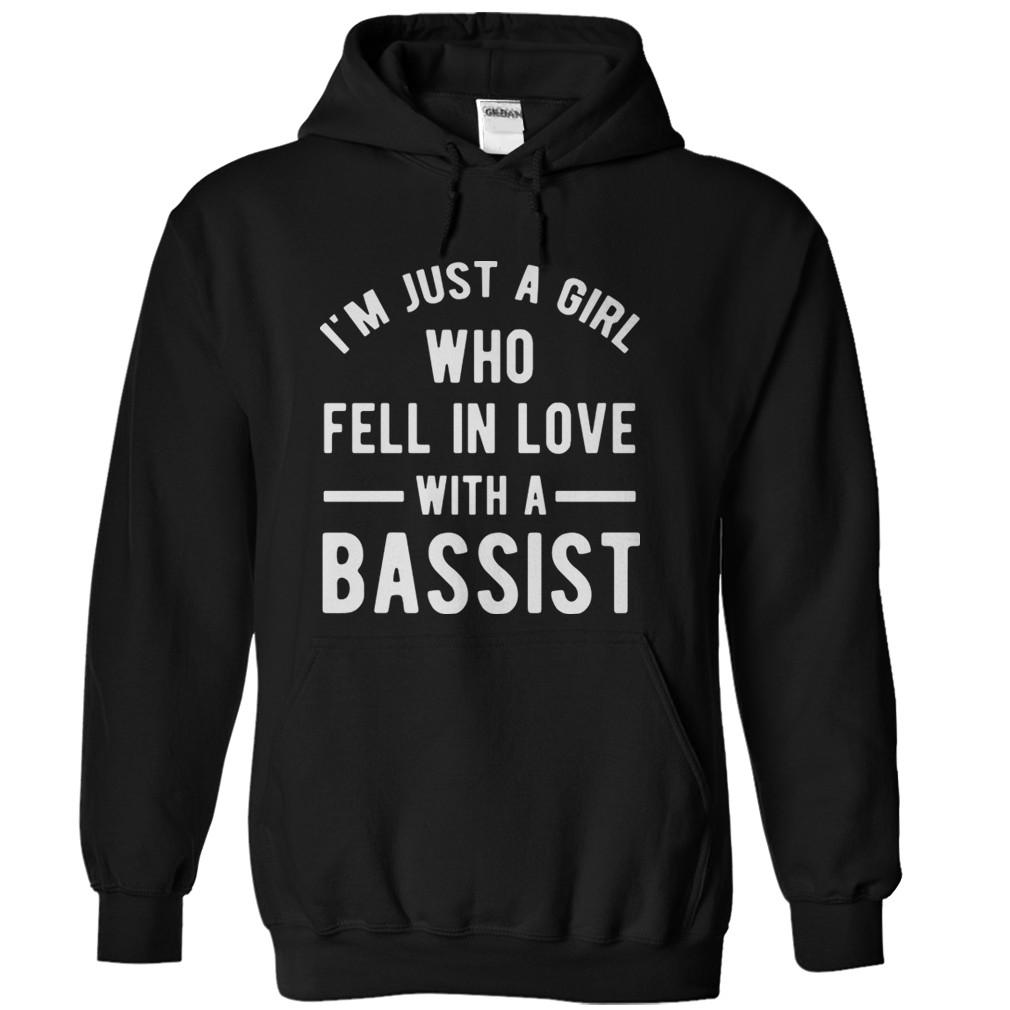 I'm Just A Girl Who Fell In Love With a Bassist