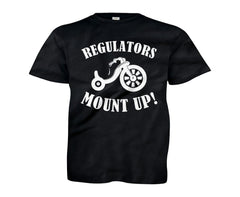 Regulators Mount Up! - Kids
