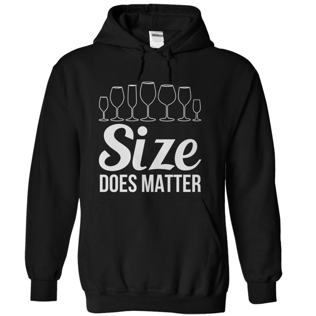 Size Does Matter - Wine