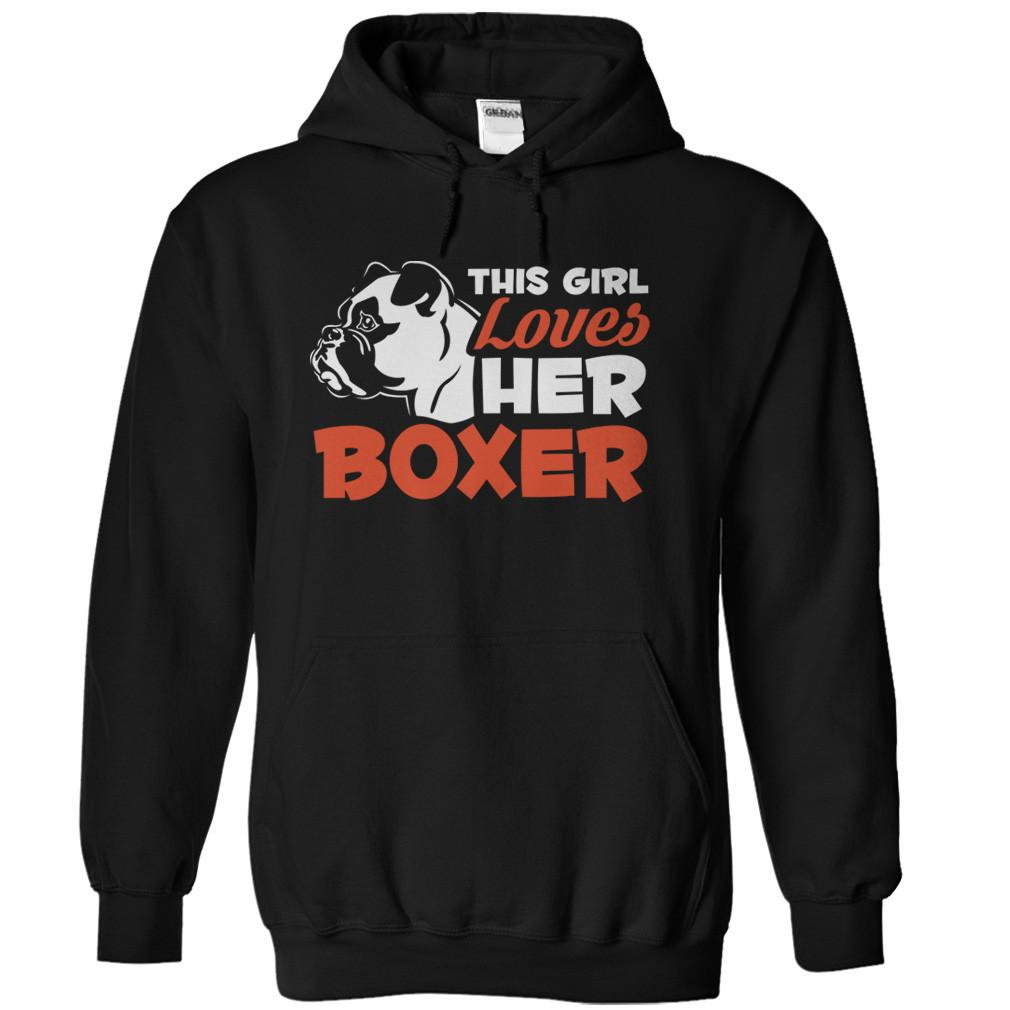 This Girl Loves Her Boxer