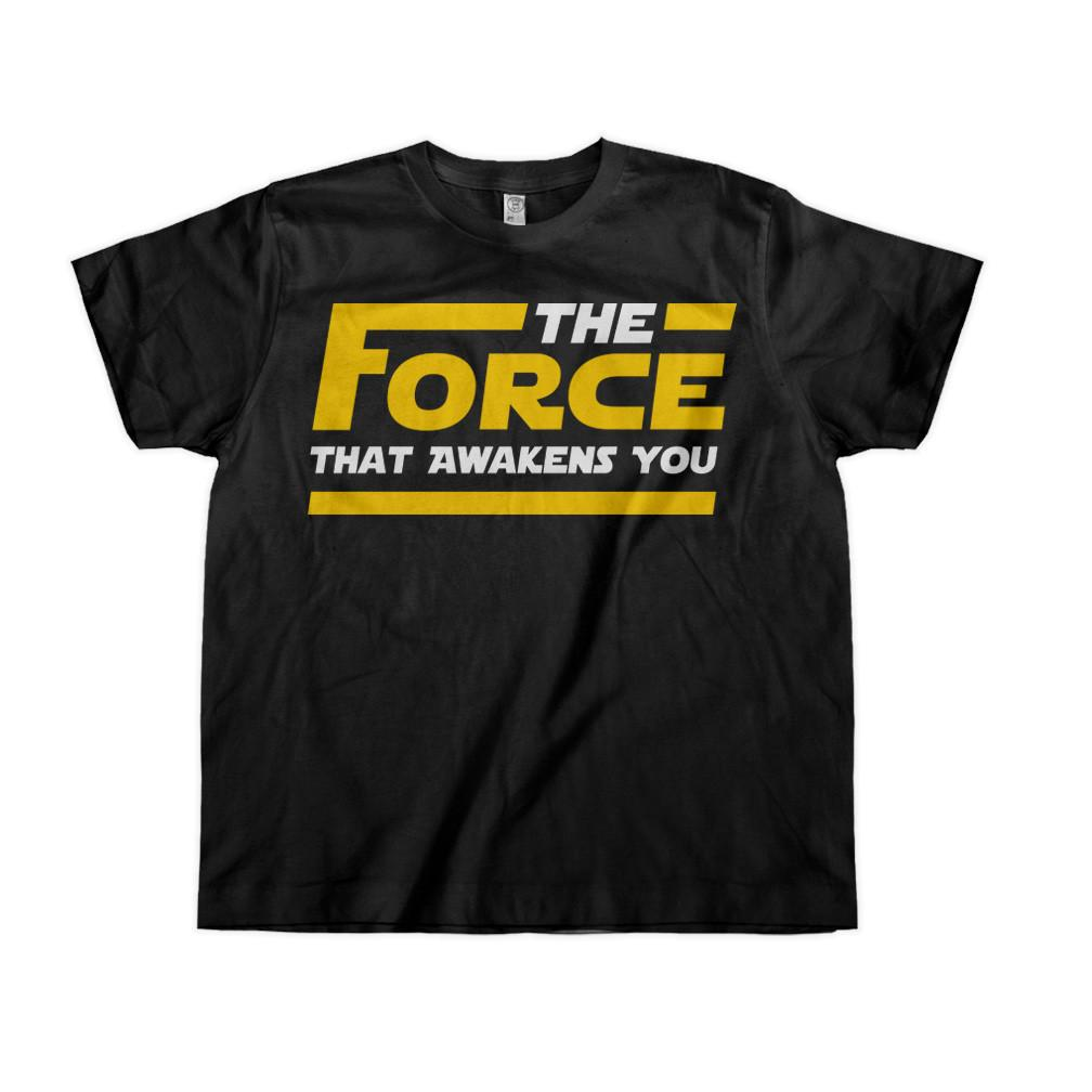 The Force That Awakens You - Kids