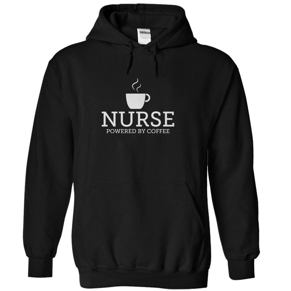 Nurse - Powered By Coffee