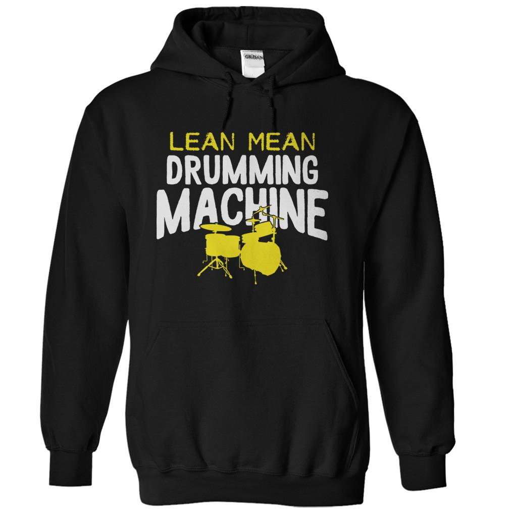 Lean Mean Drumming Machine