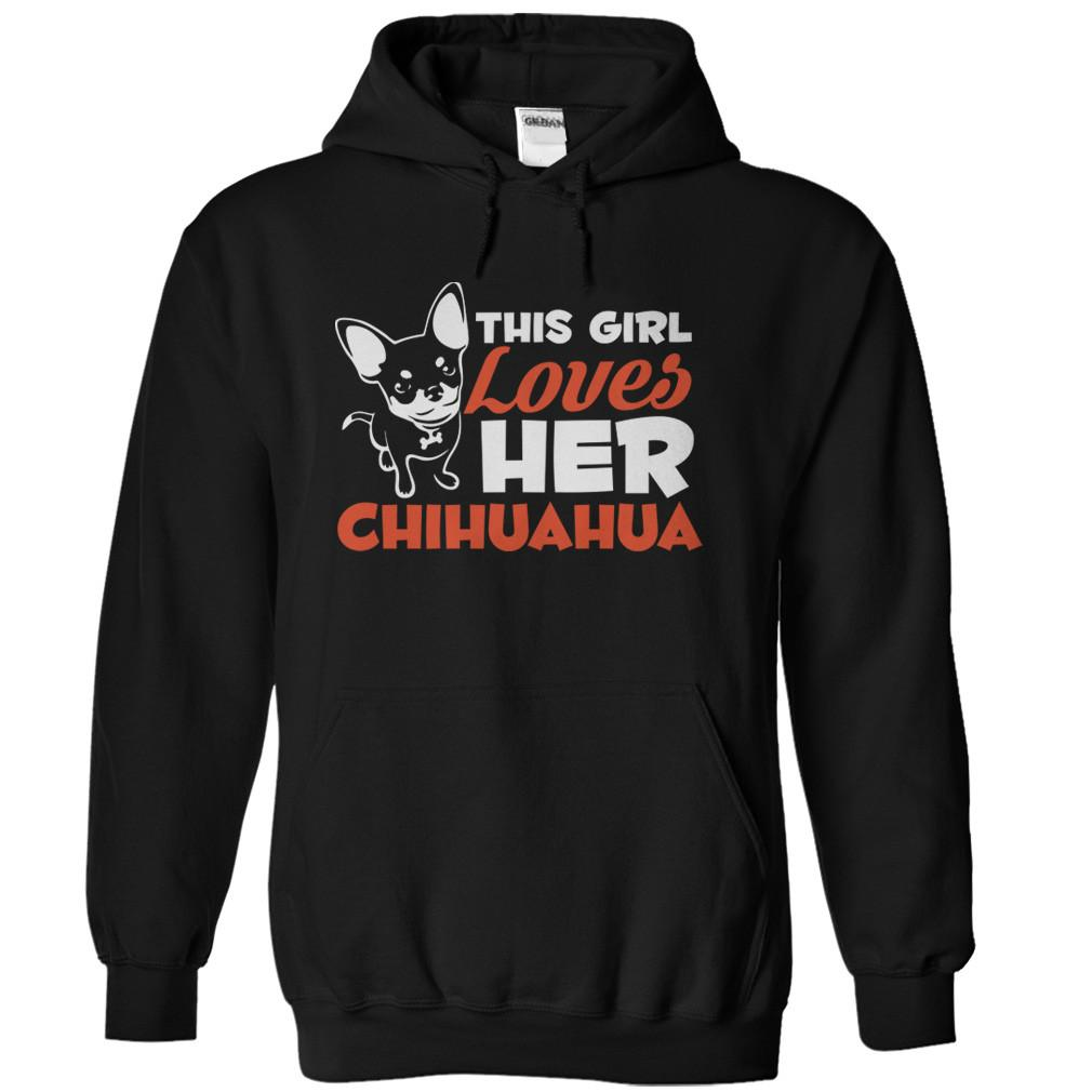 This Girl Loves Her Chihuahua