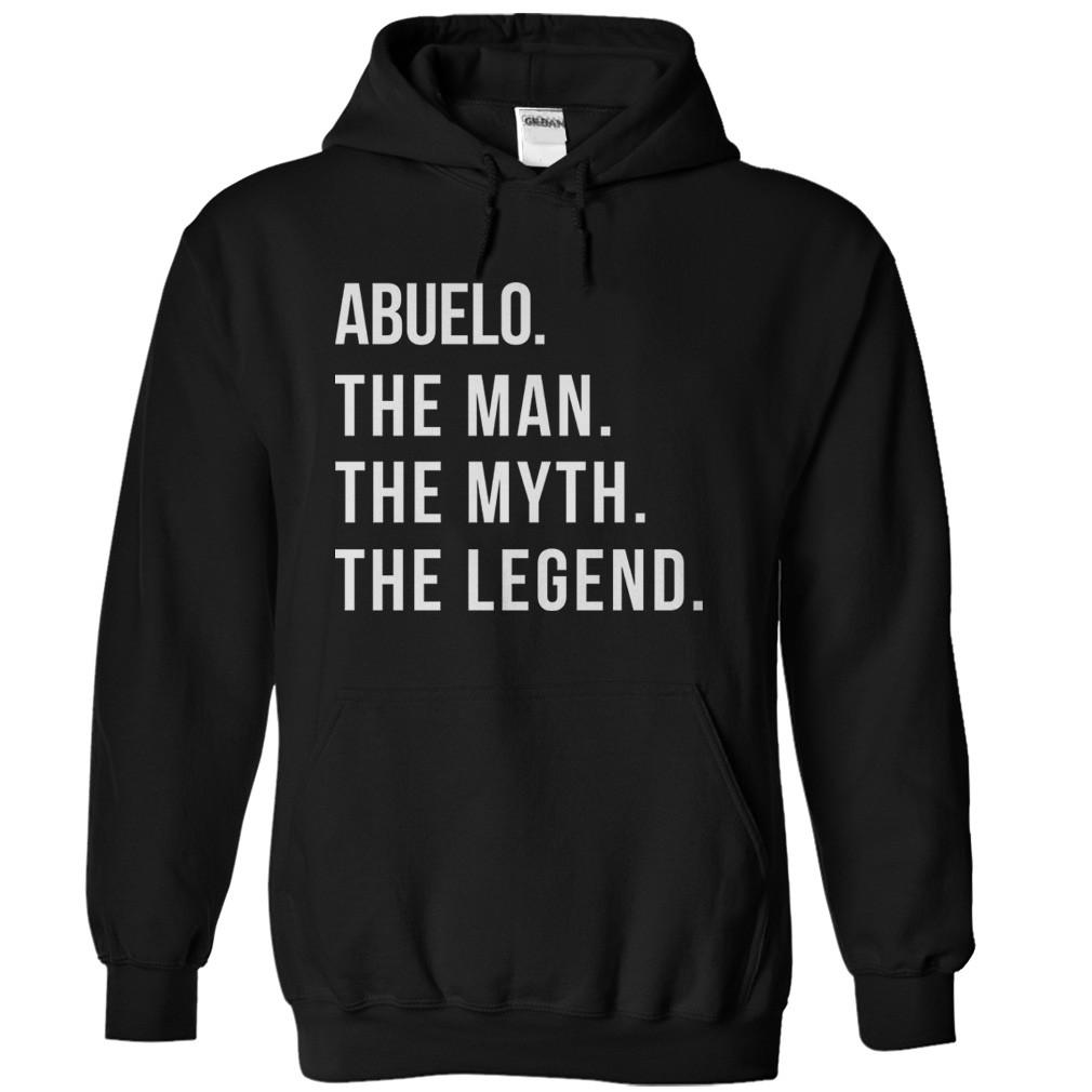 Abuelo. The Man. The Myth. The Legend.