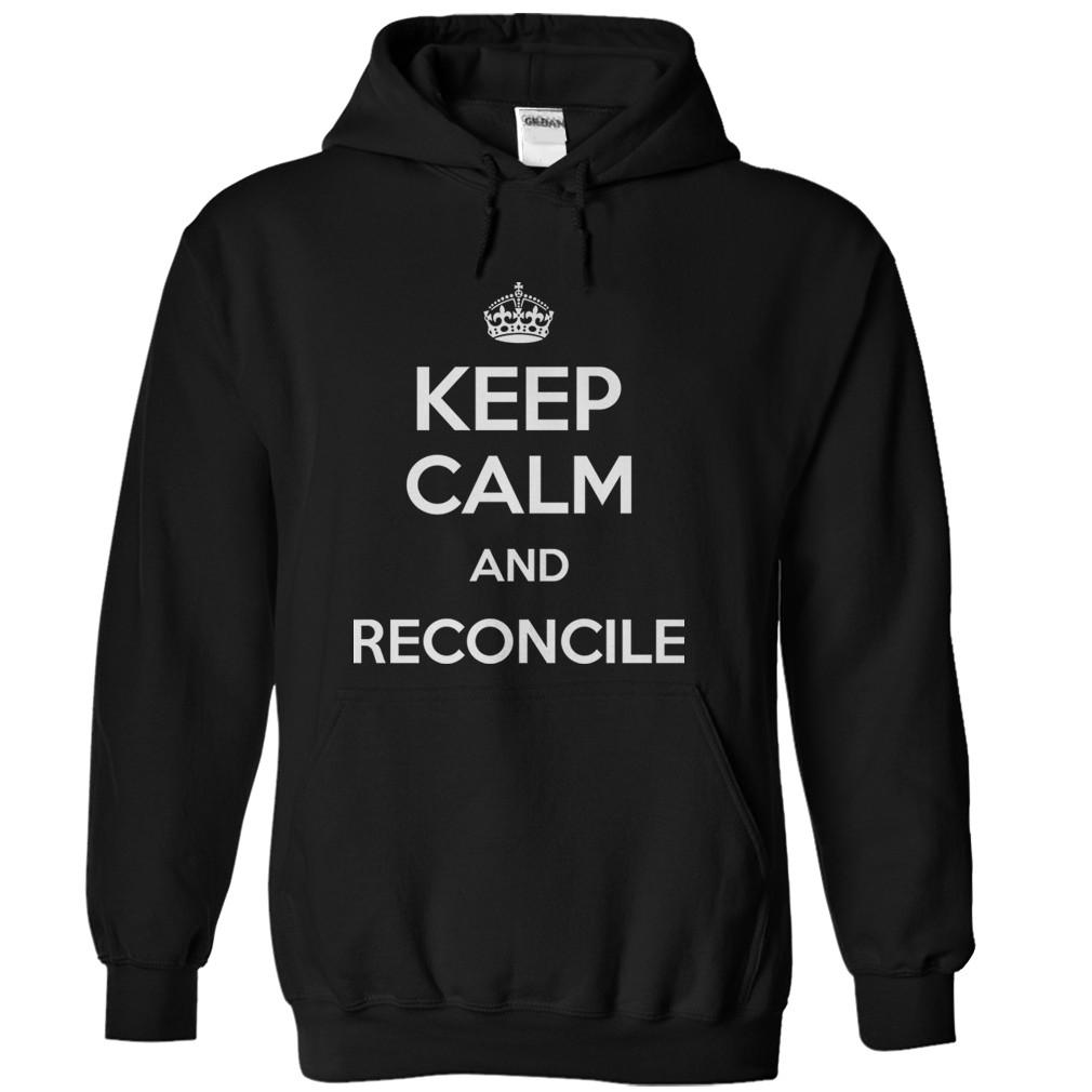 Keep Calm And Reconcile