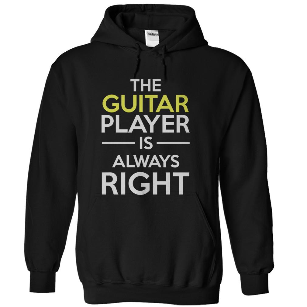 The Guitar Player is Always Right