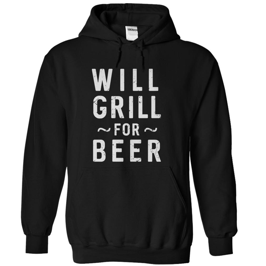 Will Grill For Beer