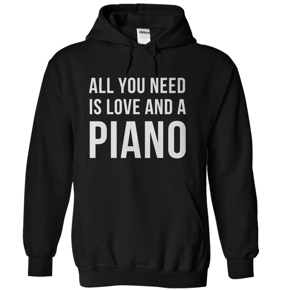All You Need is Love and a Piano