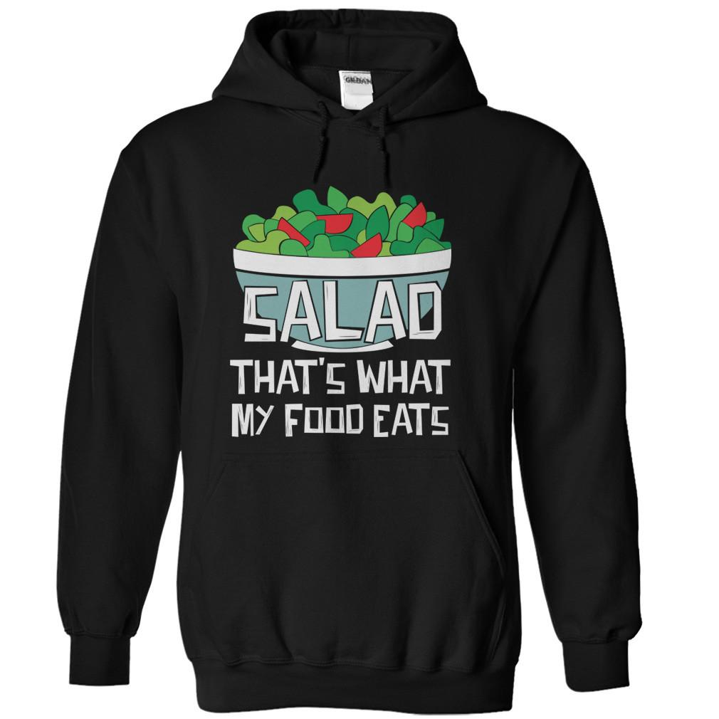Salad Is What My Food Eats