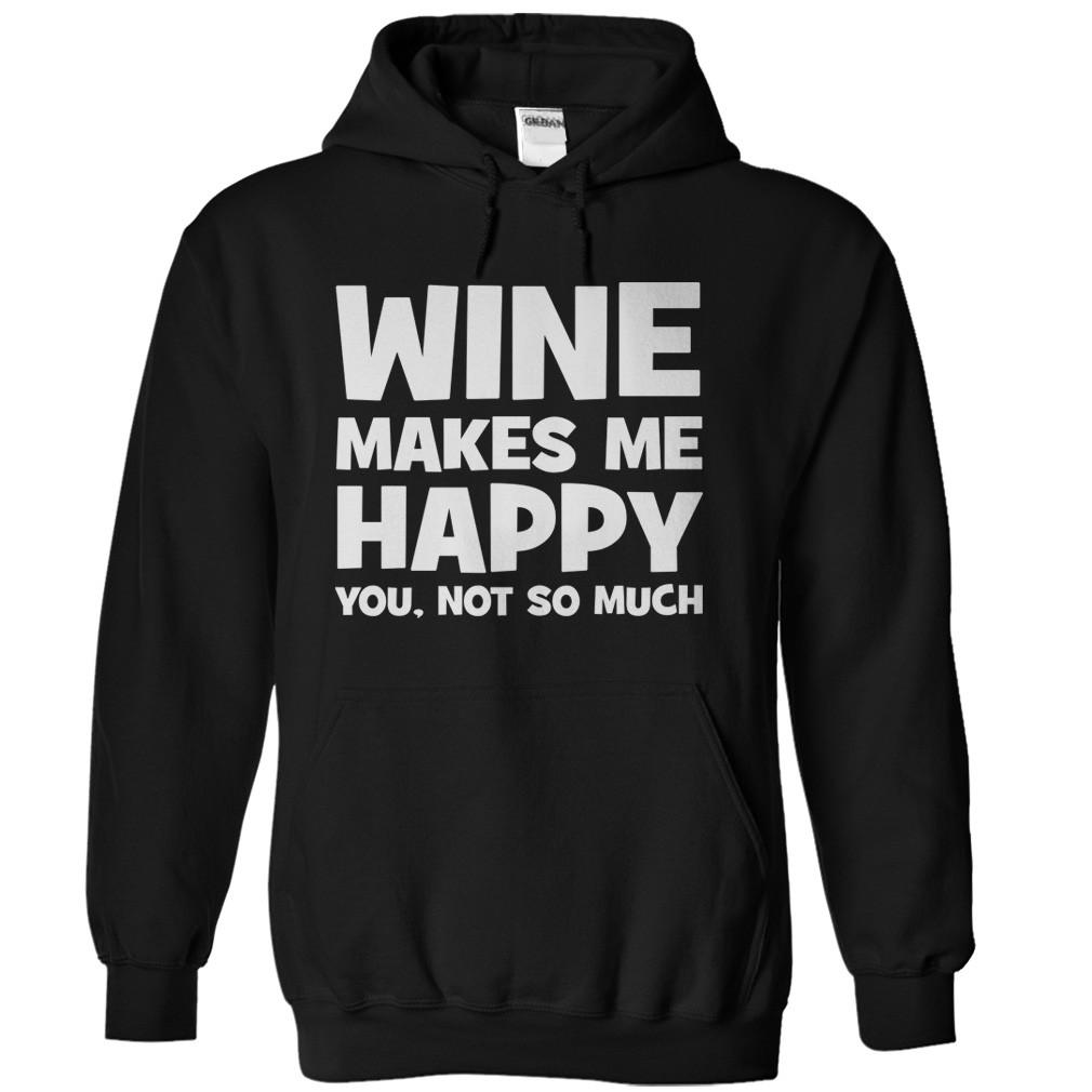 Wine Makes Me Happy
