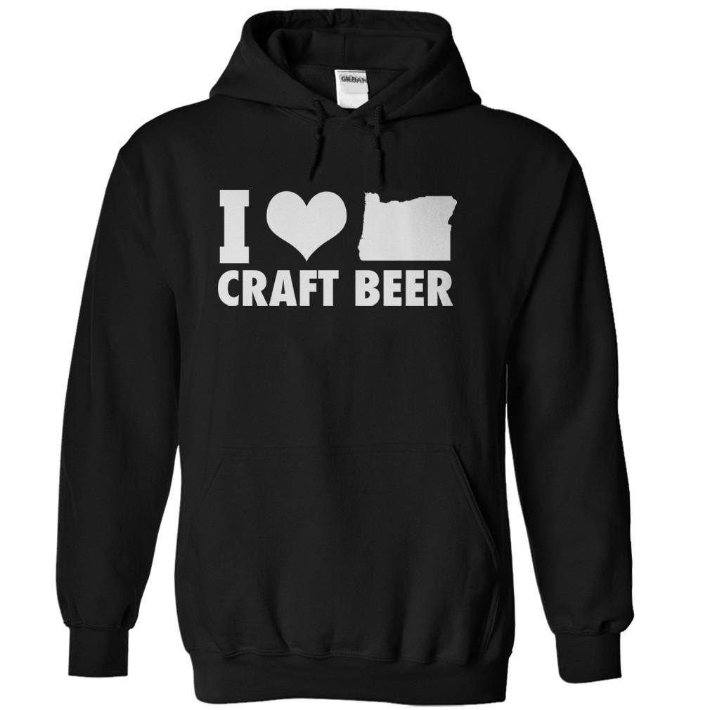I love oregon craft beer t shirt hoodie i love apparel for Craft beer cycling jerseys