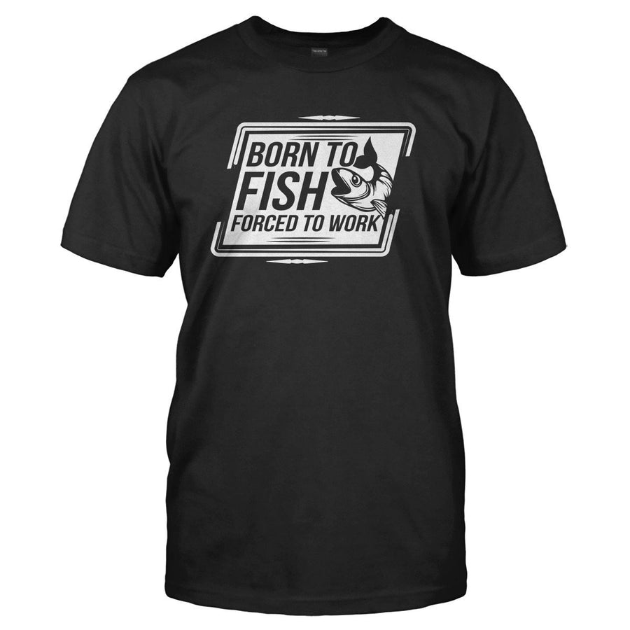 Funny Fishing Hoodie /'If they dont do fishing in heaven i/'m not going/' All sizes