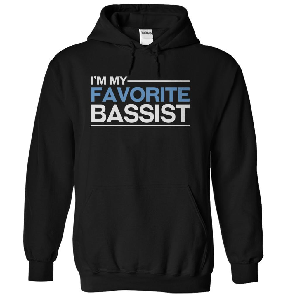 I'm My Favorite Bassist