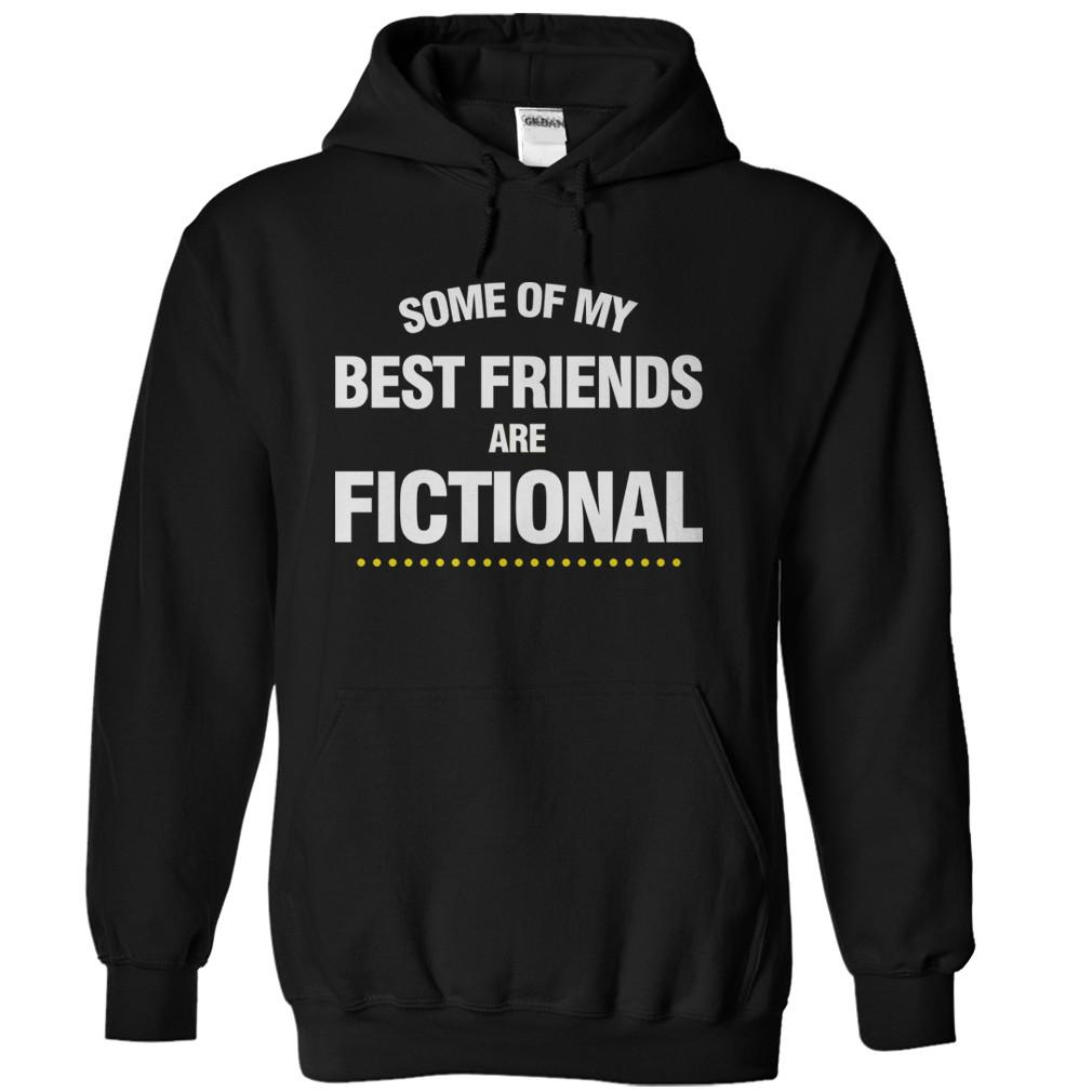 Some Of My Best Friends Are Fictional