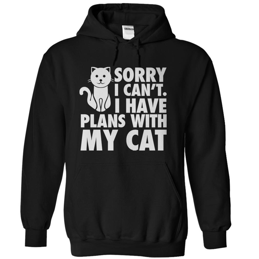 I Have Plans With My Cat