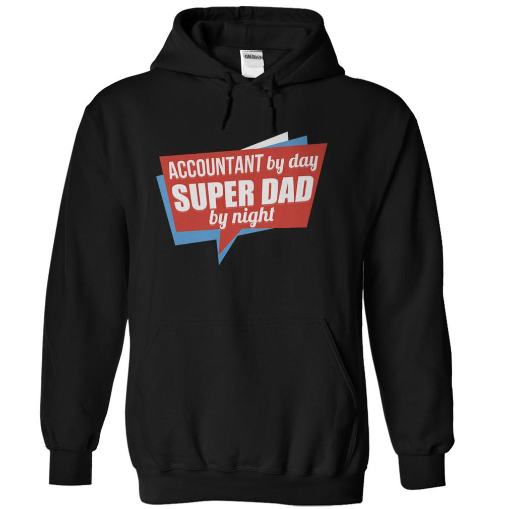 Accountant By Day, Super Dad By Night
