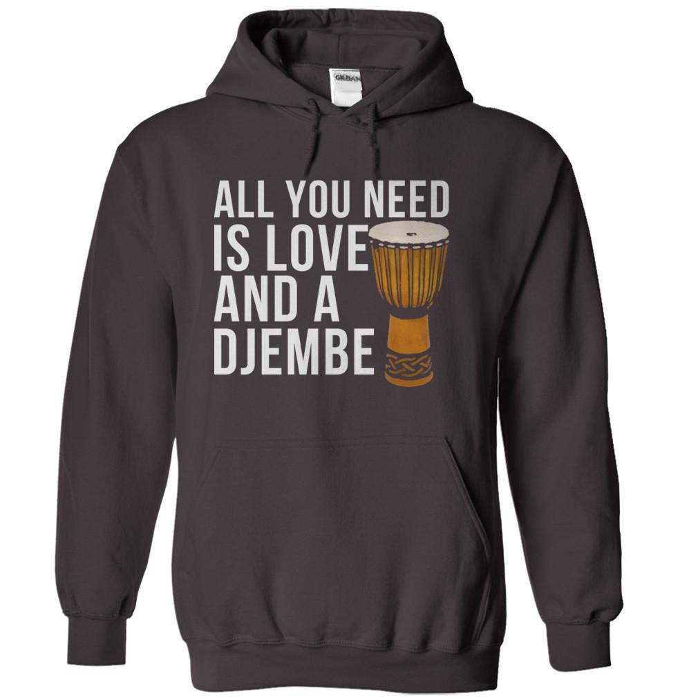 All You Need Is Love And A Djembe