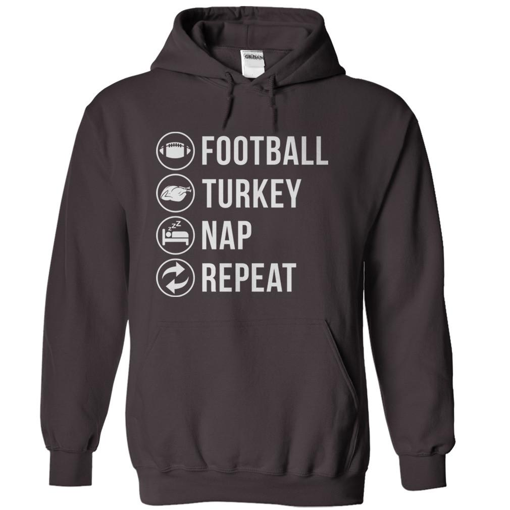 Football. Turkey. Nap. Repeat.