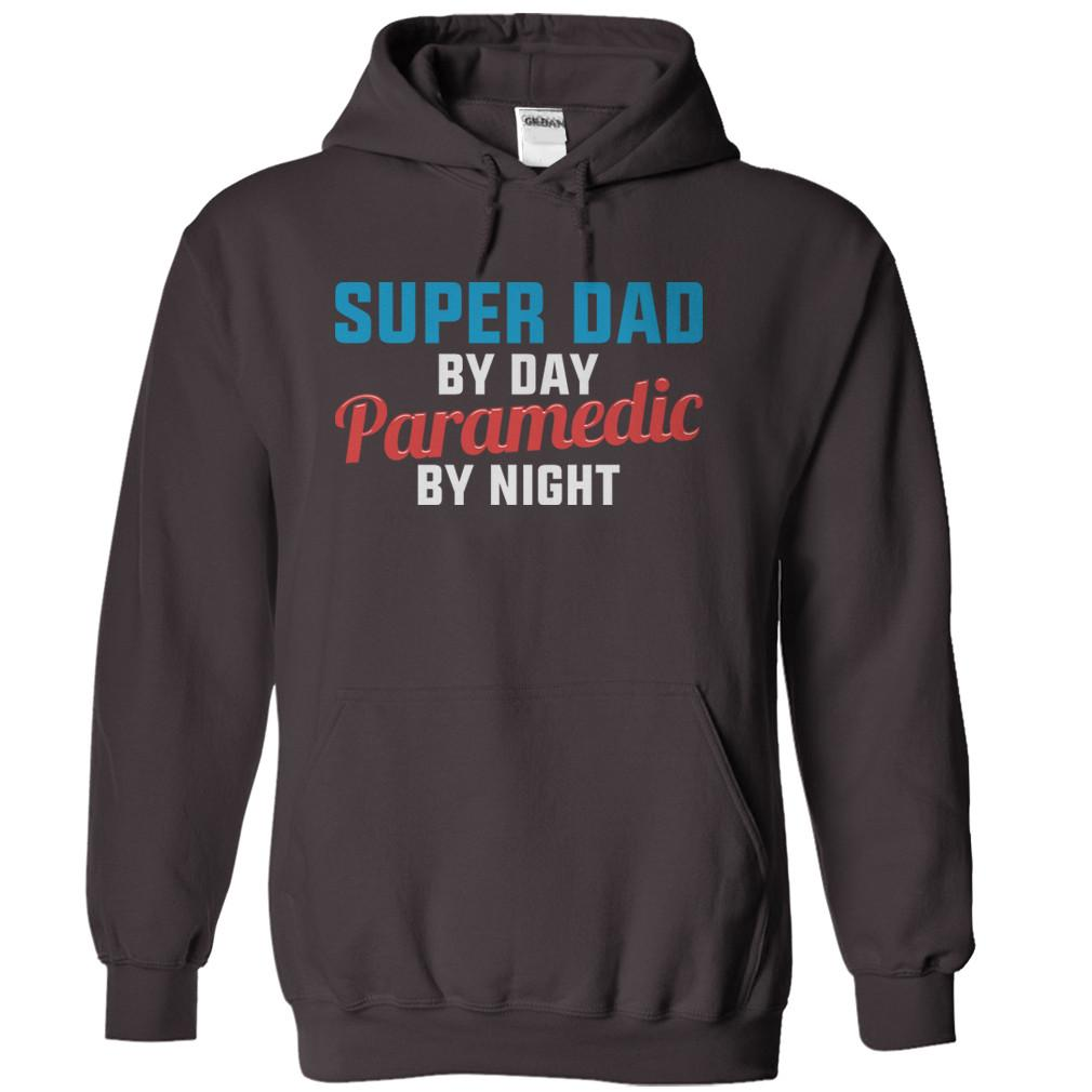 Super Dad By Day, Paramedic By Night