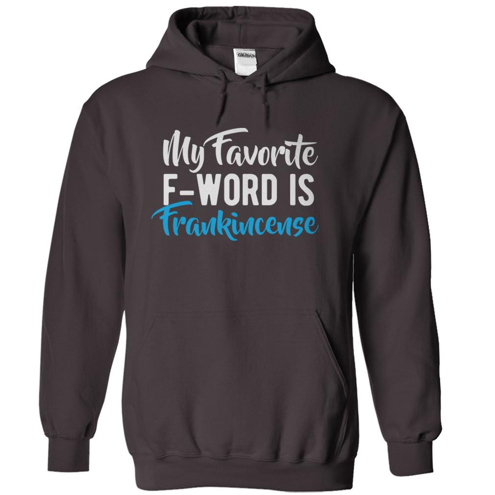 My Favorite F-Word Is Frankincense