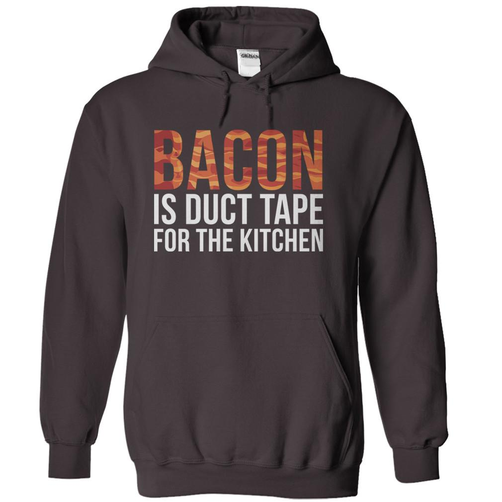 Bacon Is Duct Tape For The Kitchen