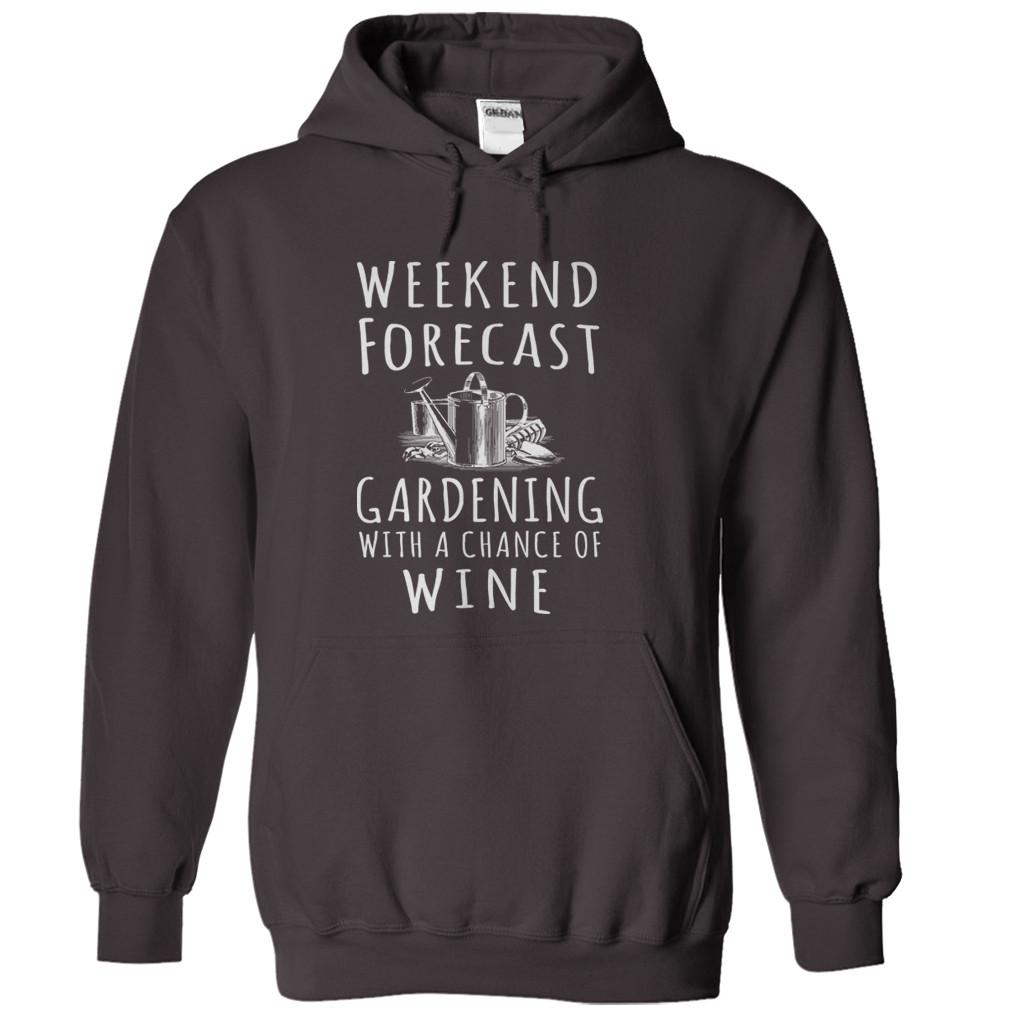 Weekend Forecast: Gardening With a Chance of Wine
