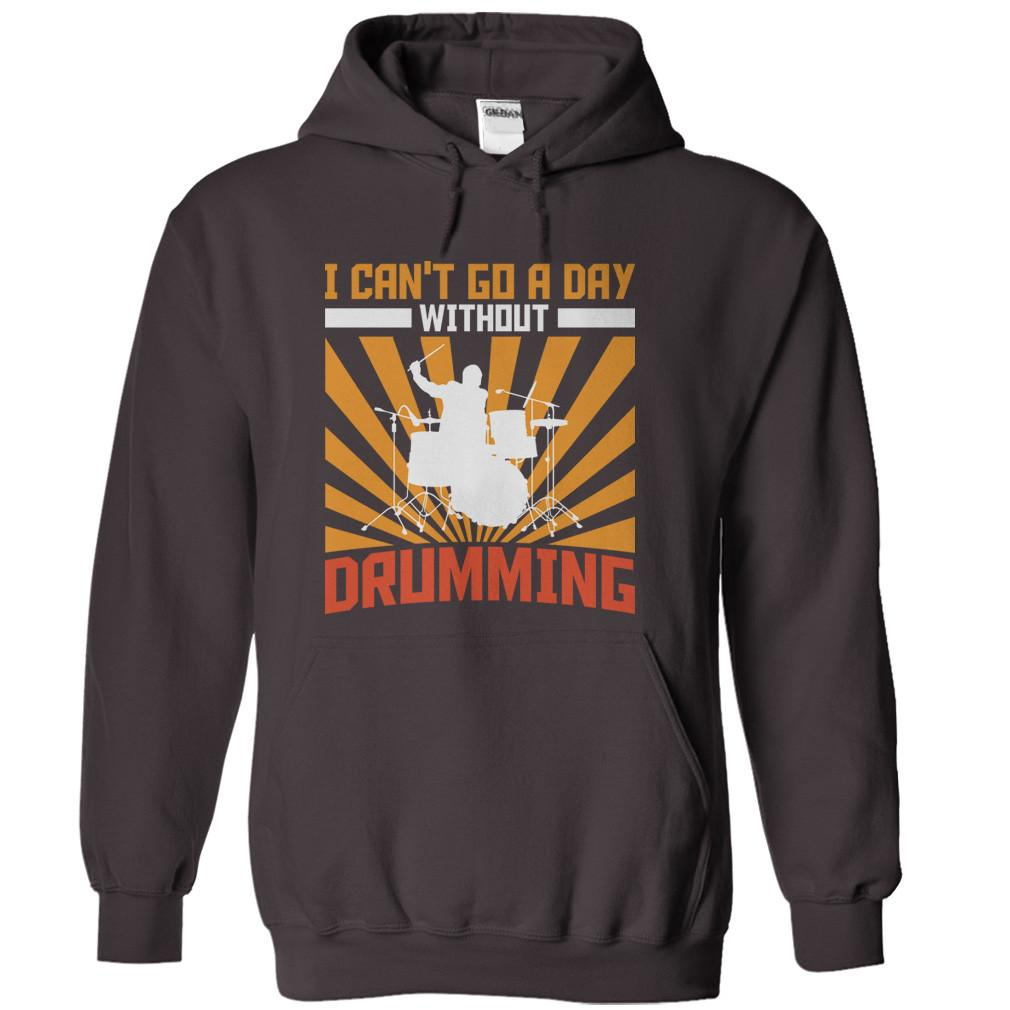I Can't Go A Day Without Drumming