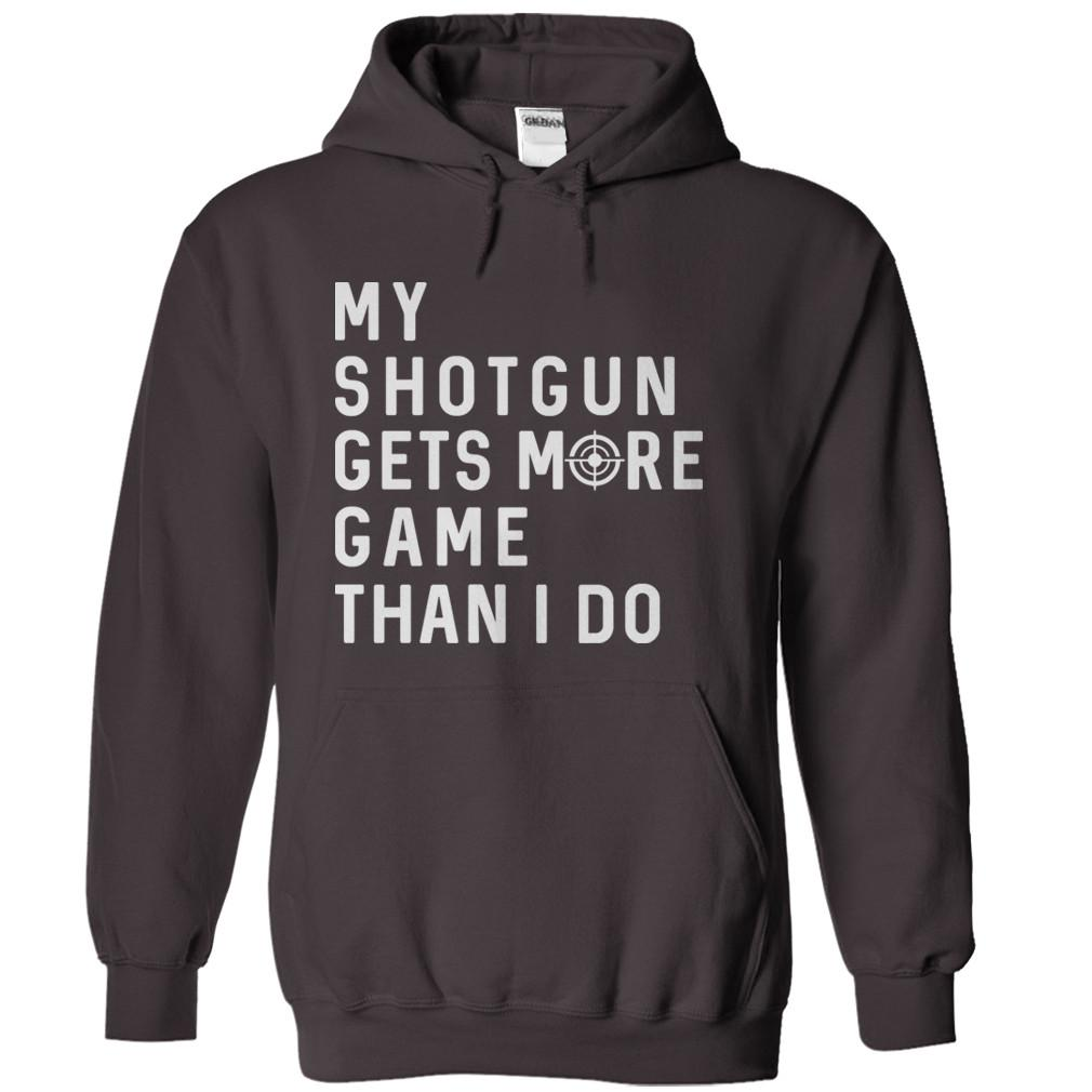 My Shotgun Gets More Game Than I Do