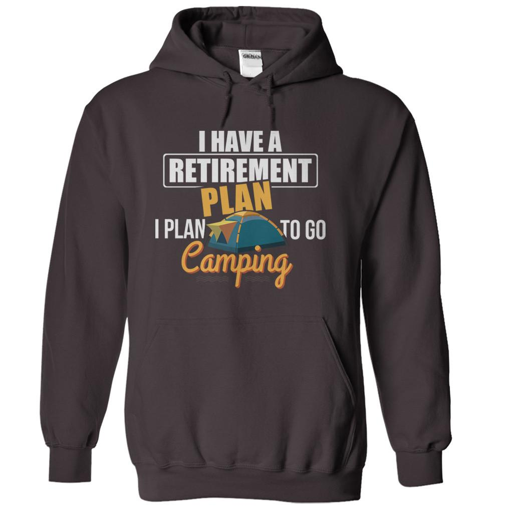 My Retirement Plan Is Camping