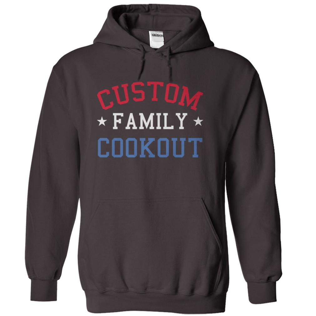 (Custom) Family Cookout - Personalized