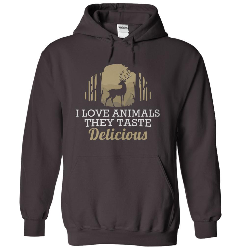 I Love Animals. They Taste Delicious