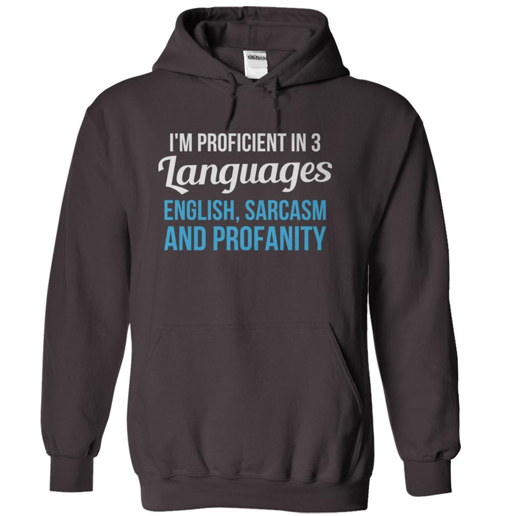 I'm Proficient In 3 Languages