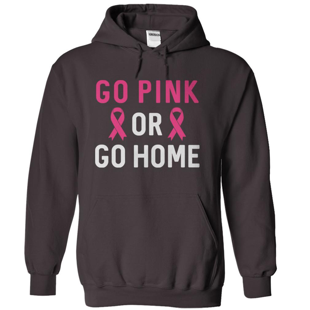 Go Pink Or Go Home